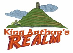 King Arthurs Realm embroidery design