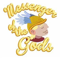 Messenger Of Gods embroidery design