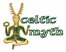 Celtic Myth embroidery design