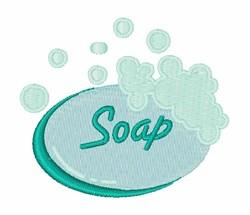 Soap embroidery design