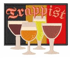 Trappist embroidery design