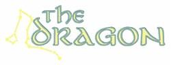 The Dragon embroidery design