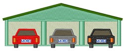 Affluenza Cars embroidery design