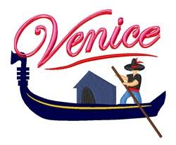 Venice embroidery design