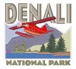 Denali National Park embroidery design