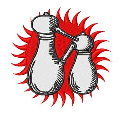Alchemical Vessels embroidery design
