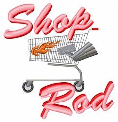 Shop Rod embroidery design