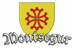 Montsgur embroidery design