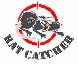 Rat Catcher embroidery design