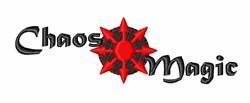 Chaos Magic embroidery design