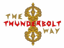 Thunderbolt Way embroidery design