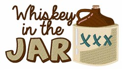 Whiskey In Jar embroidery design