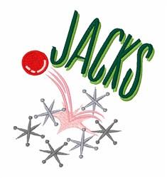 Jacks embroidery design