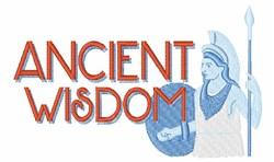 Ancient Wisdom embroidery design