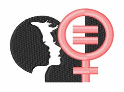 Womens Rights embroidery design