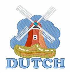 Dutch embroidery design