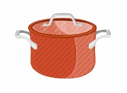 Stock Pot embroidery design