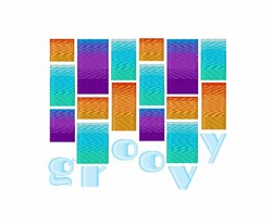 Groovy Tiles embroidery design