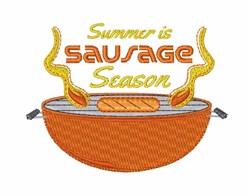 Sausage SEason embroidery design