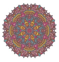 Mandala Octagon embroidery design