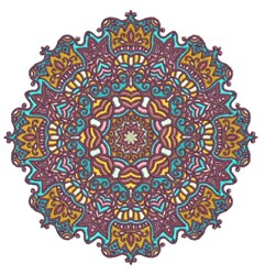 Mandala Decor embroidery design