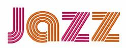 Jazz embroidery design