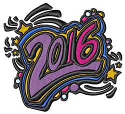 2016 embroidery design