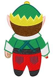 Elf   embroidery design