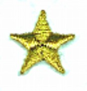 Small Star embroidery design