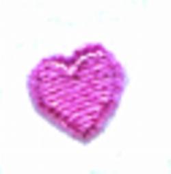 Small Heart embroidery design