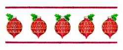 Ornament Border embroidery design