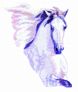 Andalusian embroidery design