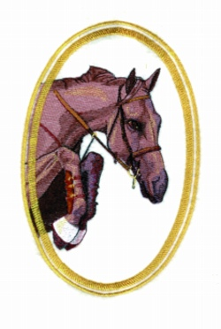 Jumper embroidery design