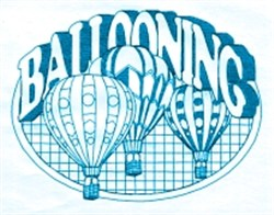 Ballooning Quilt embroidery design