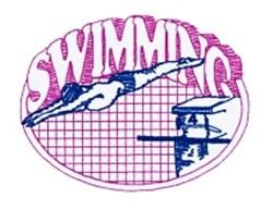Mens Swim Quilt embroidery design