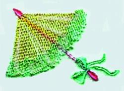 Baby Shower Umbrella embroidery design