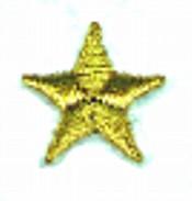 Small Star embroidery design