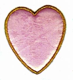 Heart Applique embroidery design