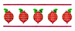Ornament Border embroidery design