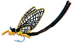 Butterfly Fly embroidery design