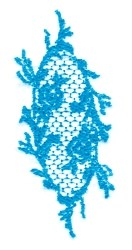 Lace Panel embroidery design