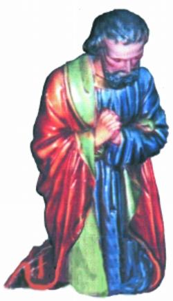 Joseph embroidery design