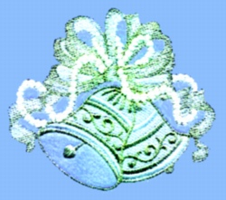 Wedding Bells embroidery design