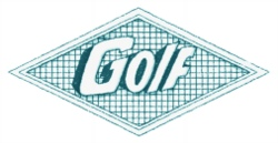 Golf Quilt embroidery design