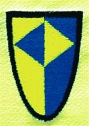 Diamond Patch embroidery design