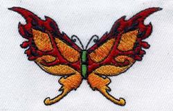 Butterflies embroidery design