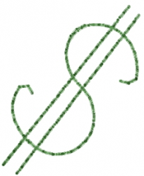 Old Script Font $ embroidery design