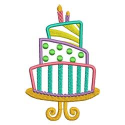 Layer Cake Applique embroidery design