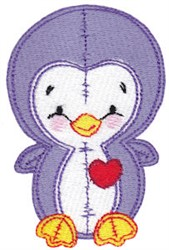 Baby Dolls Penguin embroidery design