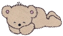 Cuddle Bear embroidery design